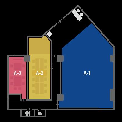 施設レイアウト図