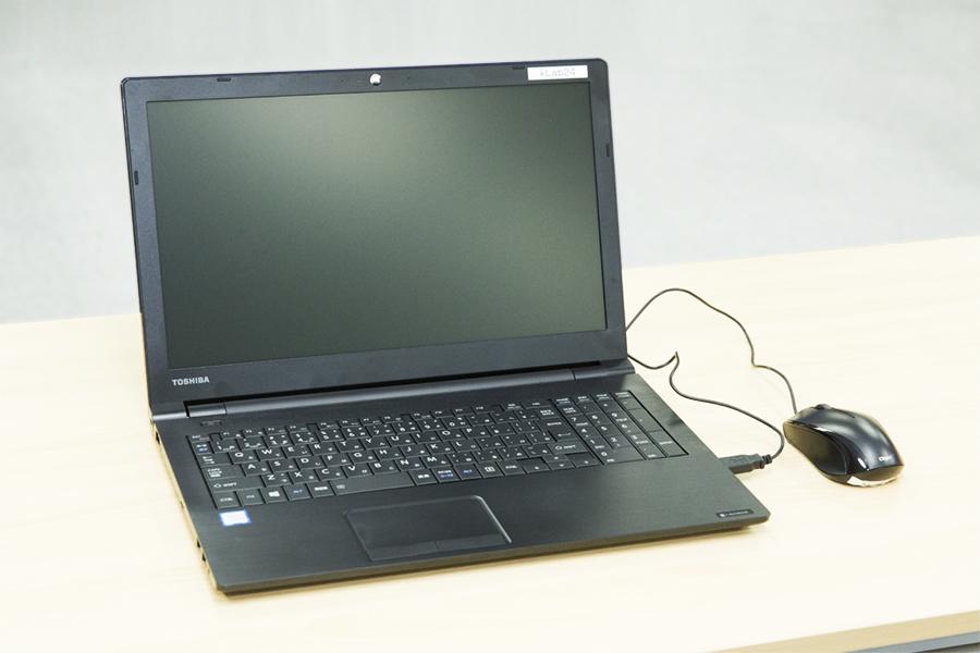 ノートPC 貸出用 オフィス搭載で研修などに最適です